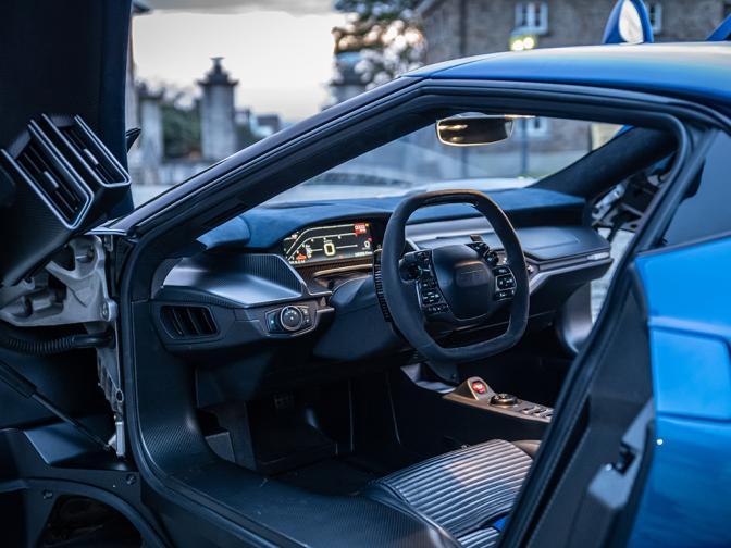 Ford GT галерия