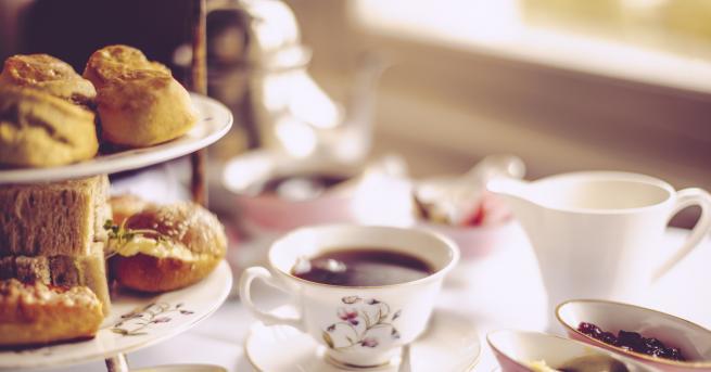 Снимка: 3 кралски рецепти за следобеден чай в стил Имението Даунтън
