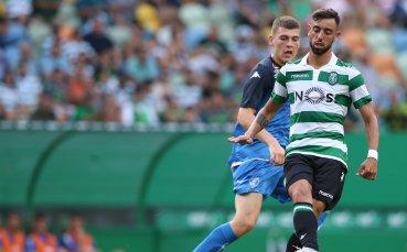 Окончателно: Пропадна трансферът на Фернандеш в Юнайтед