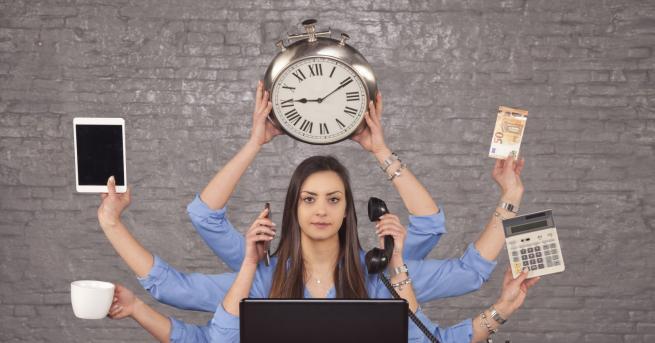 Снимка: Мъжете или жените са по-добри в изпълнението на много задачи едновременно