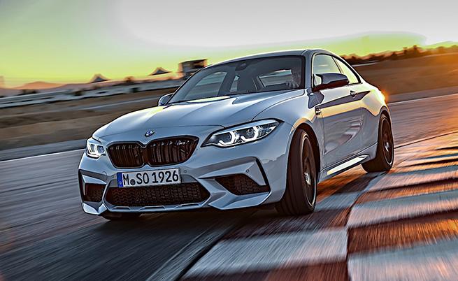 BMW M2 Competitin