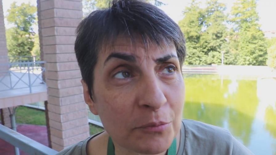 <p>Една легенда слиза от подиума заради българския химн</p>