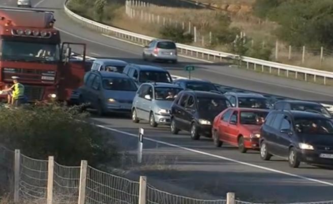 Трафик след затварянето на
