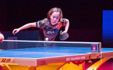 Китайски полуфинал при дамите, oпашка за билети в Арена Асарел