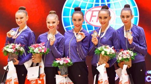 Нов успех за българските гимнастички