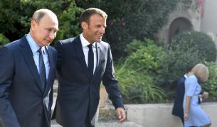 """Путин от Франция: В Москва няма да има """"жълти жилетки"""""""