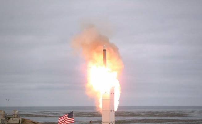 САЩ тестваха нова ракета, Русия е възмутена
