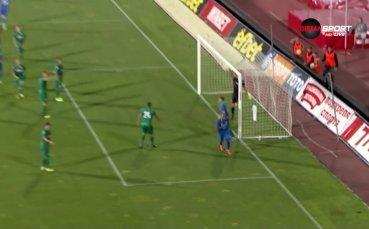 Ключът към най-лесната победа на Левски този сезон