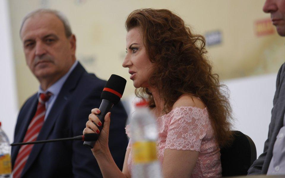 Илиана Раева ще получи приз за цялостен принос в спорта