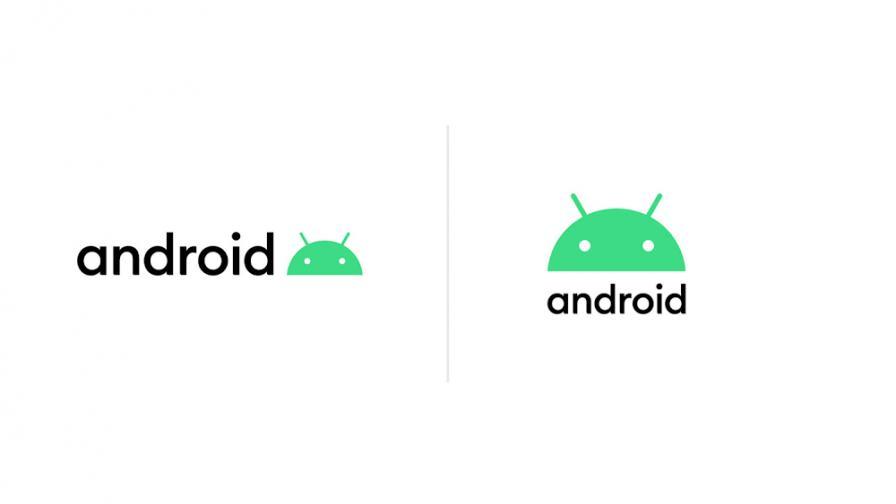 Новото лого на Android