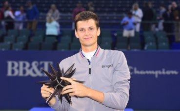 Историческа победа за полския тенис