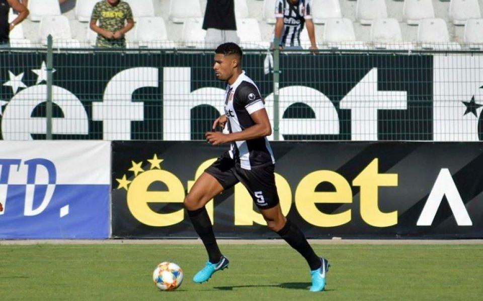 Защитникът на Локомотив Пловдив Дейвид Малембана получи повиквателна за националния