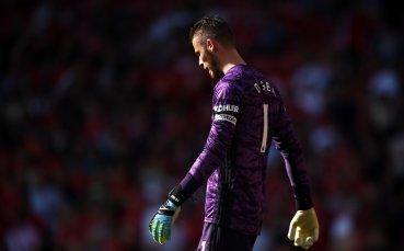 Юнайтед се оглежда за заместници на Де Хеа