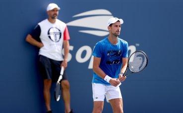 Джокович се прицели в рекорда на Федерер