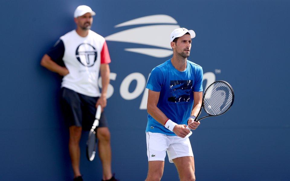 Новак Джокович се цели в рекорда на Роджър Федерер от