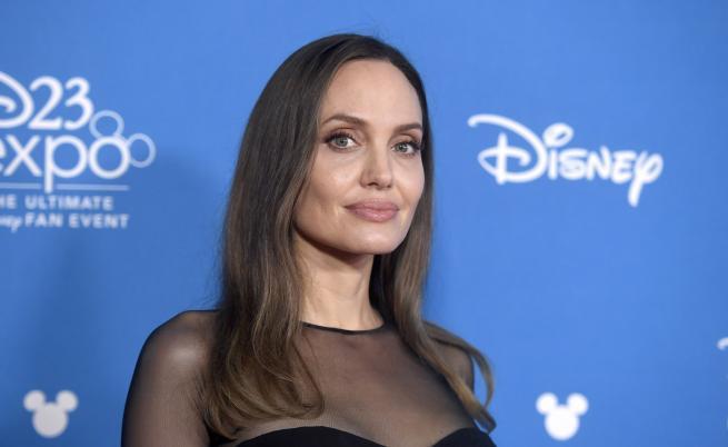 Анджелина Джоли: Последните години не бяха лесни за мен