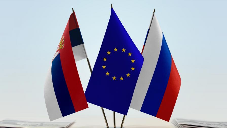 <p>ЕК постави ултиматум на Сърбия</p>