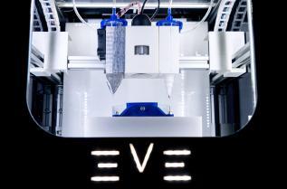 """3D биопринтерът """"ЕВА"""""""