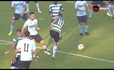 Черно море продължи с колебливите игри в efbet Лига