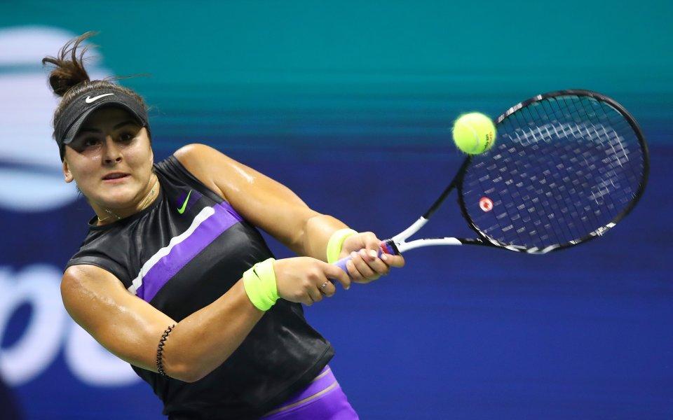 Мертенс и Андрееску с първи 1/4-финали на US Open