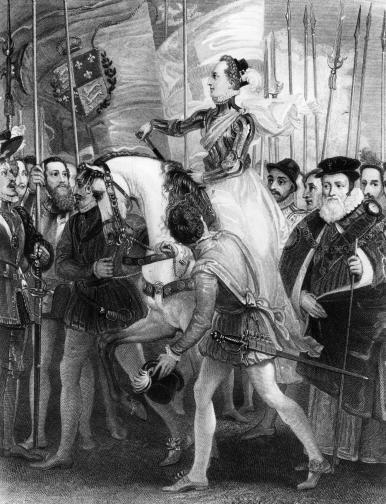 кралски нашици история