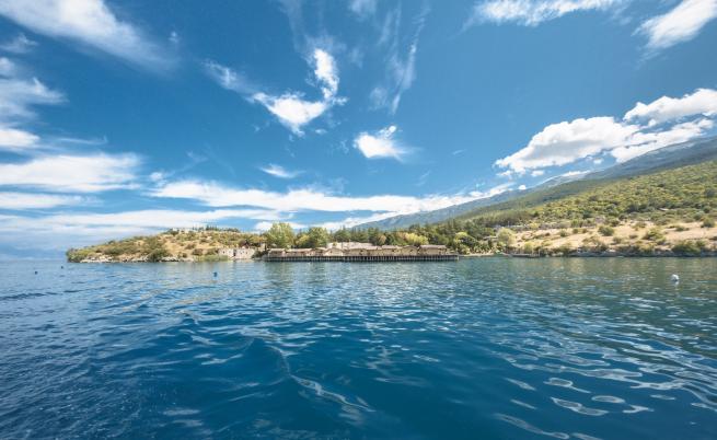 Охридското езеро, Северна Македония