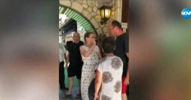 България Нов скандал с туристи, ресторантьор наруга и изгони жена