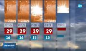 Прогноза за времето (06.09.2019 - обедна емисия)