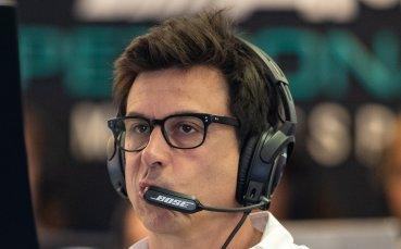 Шефът на Мерцедес във Формула 1 Тото Волф преминал през коронавируса