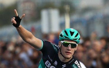Сам Бенет спечели първия етап на Париж - Ница