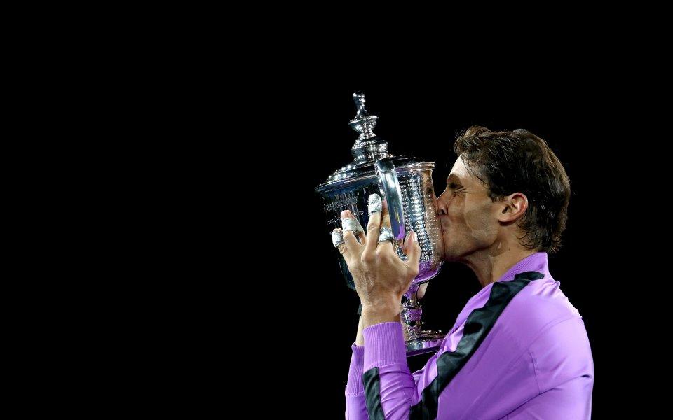 Един от най-добрите съвременни тенисисти Рафаел Надал сподели, че се