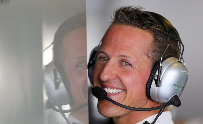 Шумахер е приет в болница в Париж, предстои му операция
