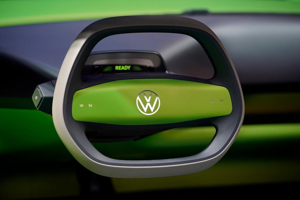 <p>Volkswagen ID Buggy electric</p>