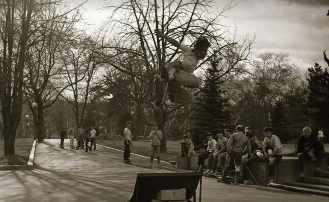 Дъската и свободата - скейт по време на соца