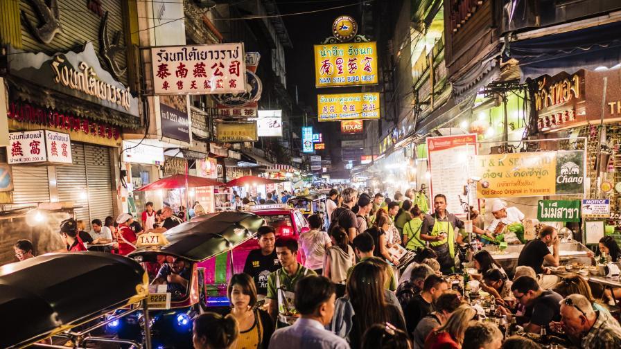Най-добрите градове за забавления в света