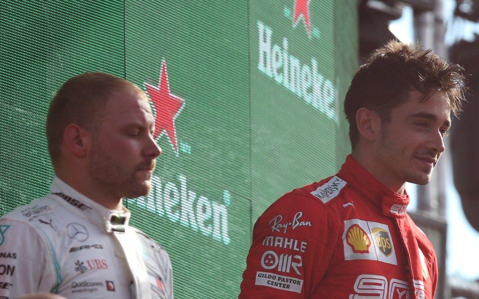 Пилотът на Мерцедес във Формула 1 Валтери Ботас се изказа