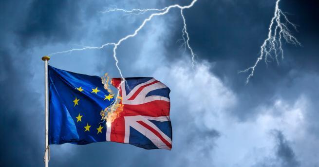 Свят Брекзит без сделка: безредици и недостиг на храна Планът