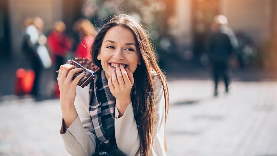 <p>3 причини да хапнем&nbsp;нещо шоколадово днес + идеи какво</p>