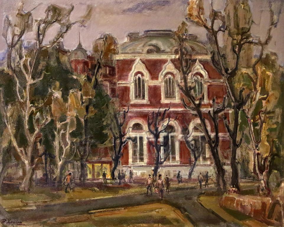 <p>Тодор Хаджиниколов - Нашата академия, 1983г.</p>