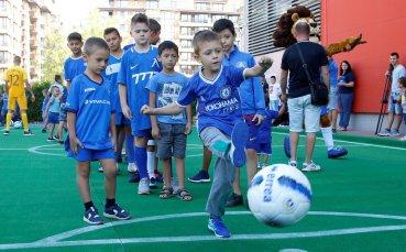 Фенове на Левски правят турнир в помощ на деца