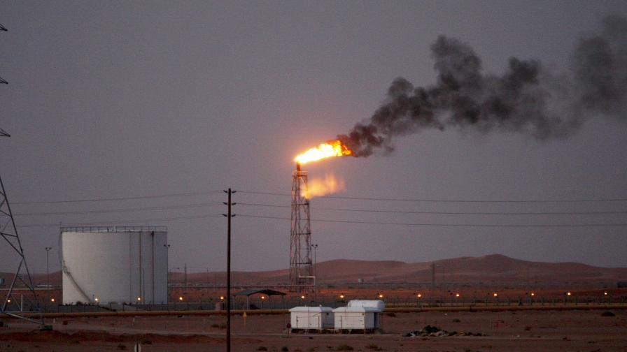 Атаки с дронове спряха милиони барели петрол