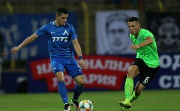 Иван Горанов: Играхме като отбор и победихме силен съперник