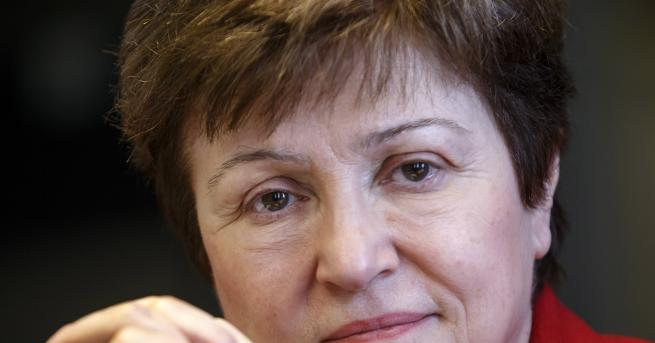 България Financial Times: Кристалина Георгиева - упорит талант, който ще