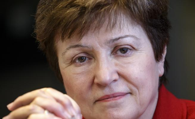 Financial Times: Кристалина Георгиева - упорит талант, който ще оглави МВФ
