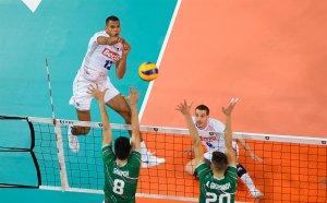 Франция ни вцепени с волейбол от друга класа