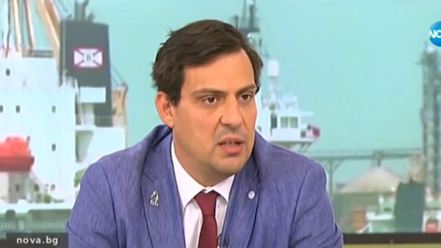 Светослав Бенчев, Българската петролна и газова асоциация
