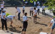 "<p align=""center"">Над 900 доброволци обновиха столичния зоопарк&nbsp;</p>"