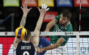 България не издържа срещу Италия на Евроволей 2019 (ВИДЕО)