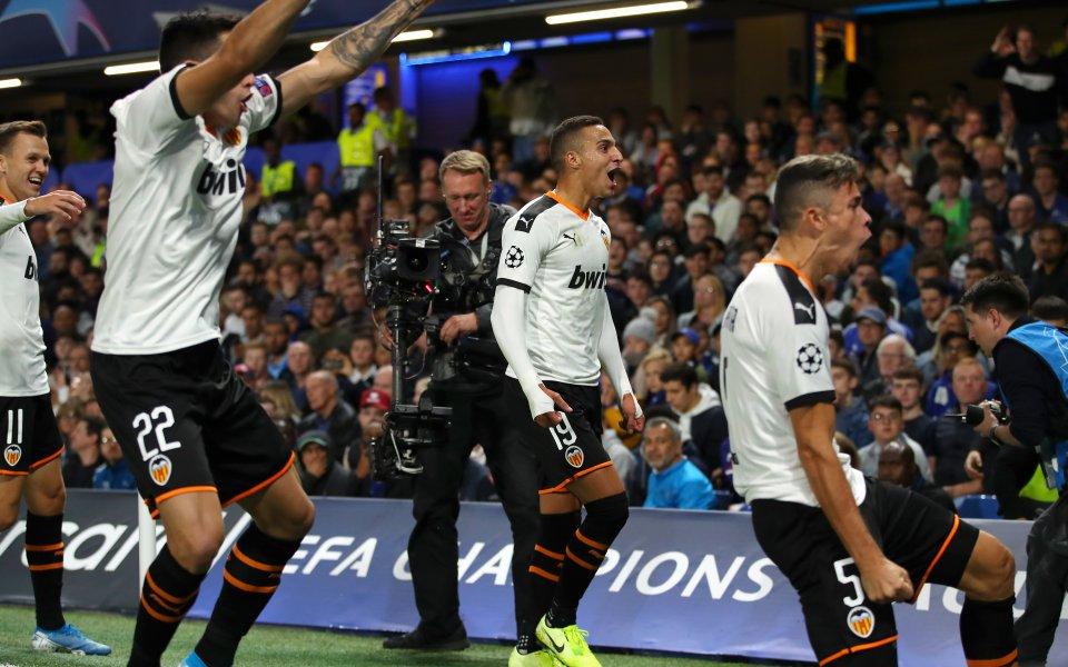 Отборът на Челси се завръща в Шампионска лига с домакински