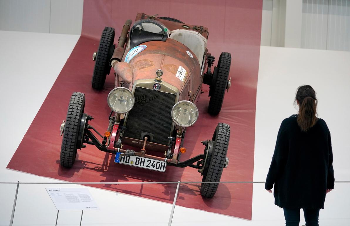 <p>Alfa Romeo RL</p>